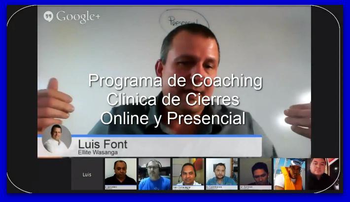 Clinica de Cierres Luis Font